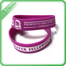Fashion Cutom Colorfull Silicone Bracelet for Promotion