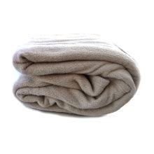 Tache Solid Beige 80 X 90 Granite Hospitality Couche de lit de couche thermique Ensemble de 4