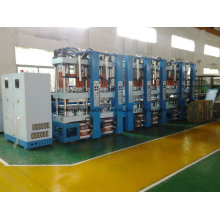 EVA Slipper & Sole Injection Molding Machines