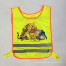 Traffic Safety Vest for Kids with Beautiful Printing