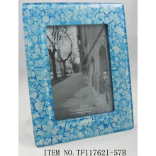 Quality Fused Glass Photo Frame