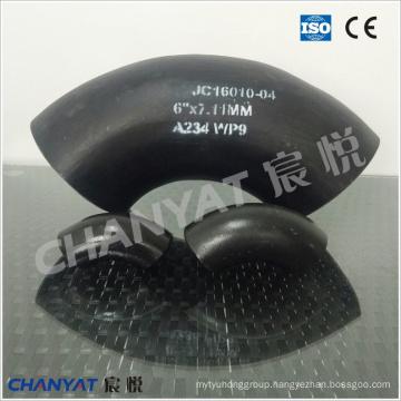 Sr/Lr Low-Temperature Elbow A420 Wpl3, Wpl6, Wpl9