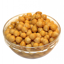 Canned Chick peas in brine