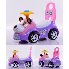 Billig mit Musik Lamp Kick Scooter Baby Scooter Spielzeug Autos