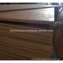 NK Hardwood Commercial Plywood from Vietnam 1220X2440mm