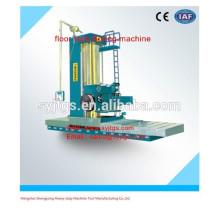 Precio de la máquina de fresado y taladrado de piso de alta precisión a la venta