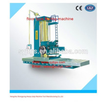High precision floor type milling and boring machine price for sale