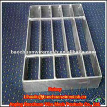 Hot sale steel frame lattice cover board (Factory)