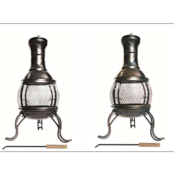 Patio Heater Brazier Tuin Fornuis Chiminea BBQ