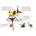"""Enhebrador de tubos eléctrico SQ50D 1500W, máquinas de roscado de tubos de 3/8 """"-2"""", CE y CSA"""