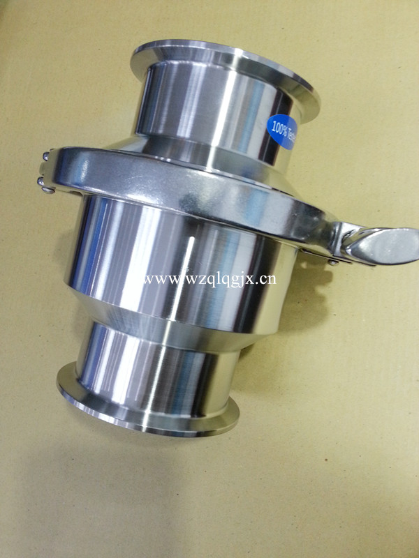 Tri Clamped Hygienic Check Valve