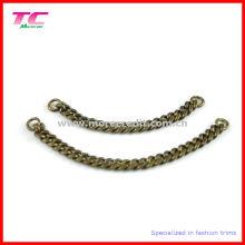 Cadena de metal de latón para prendas de vestir