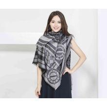 50%Wool 50%Silk with Lurex