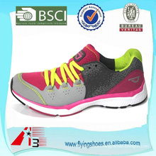 china factory female trail running shoes