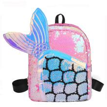 Newest Schoolbag Mermaid Sequin Baby Mini Backpack For Kids