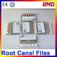 2015 New Product Dental Root Canal Files