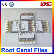 2016 Novo Produto Root Channel Files Kit de Cuidados Bucais