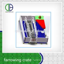 Hot Galvanize Factory Supply Swine Farrowing Crate