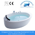 Hotel massage bathtub acrylic tubs