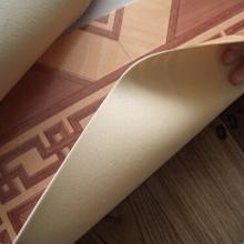 Revestimento impresso esponja do PVC para interno