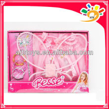 New arrival!Beautiful pink pretty princess dresses toy for kids