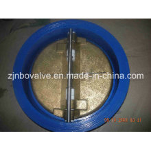 Cast Iron Wafer Double Plate Check Valve (H76H)