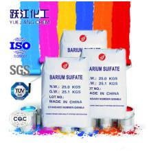 Superfine Barium Sulfate Factory Price