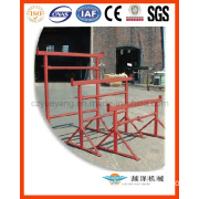 Steel Adjustable Trestle with Removable Feet