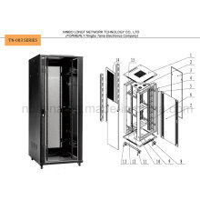 Network Cabinet Top with LCD Control Panel