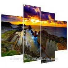Vente en gros Sunset Scenery Reproductions sur toile