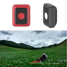 Персональный трекер 4G Mini GPS с кнопкой SOS
