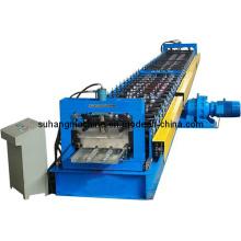 Machine de formage à froid de plancher de plate-forme en métal