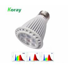 Bulbo de LED para jardim interior com efeito de estufa e hidropônico aquático