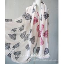Lenço impresso novo do pareo do sarong da praia do sol do verão