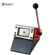 Handheld Manual Plastic Card Die Cutter / Jiangsu