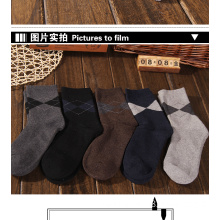 Fashion Business Casual Sock for Men (R015)