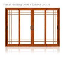 Завод прямых продаж алюминиевые окна раздвижные (фут-W85)