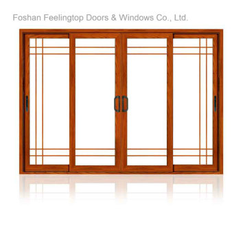 Factory Direct Sales Aluminium Sliding Window (FT-W85)