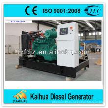 Conjunto de generador de gas de tipo abierto 138Kva