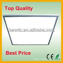 High Quality 600x600mm led panel light square ultrathin ceiling lamp