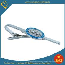 Personalizada Metal Tie Clip Tie Bar Fabricante