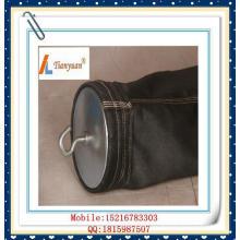 Не содержащий щелочи карбон-черный E-PTFE Стекловолоконный воздушный фильтр-мешок