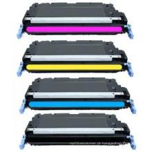 Cartucho de toner laser colorido para HP Q7560A Q7561A Q7562A Q7563A