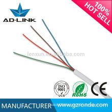 4 core pvc tel cable