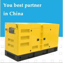 70kw/87.5kva USA engine generator silent type high quality (hot sale)