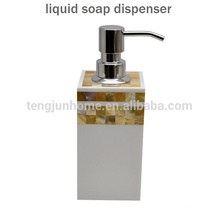 Canosa pearl shell mosaic measurement pump dispenser