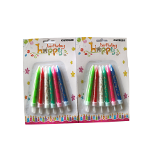 Lilin Ulang Tahun Spiral Multi Pack Cake Wax Candles