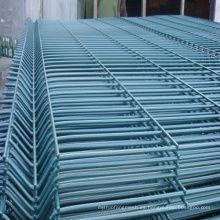 Panel de malla de alambre soldado de PVC para esgrima