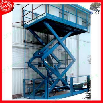 ascenseur de fret hydraulique
