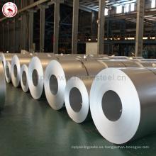 Tejado de metal usado DX51D Zero Spangle Aleación de aluminio de zinc revestido Galvalume Steel